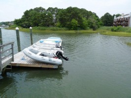 Dinghy dock 008